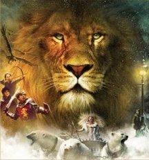 The cover for the Extended Edition DVD of NARNIA supplies a glimpse of the movie's theatrical poster.