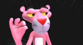 Pink Panther's CGI makeover