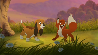 the fox and the hound 2 � animated views
