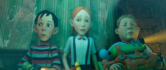 Monster House Widescreen Edition Animated Views