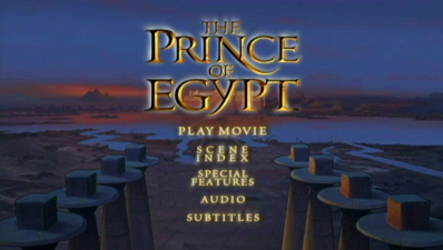 The Prince Of Egypt: Signature Selection – Animated Views