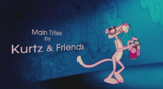PINK PANTHER title sequence (#1)