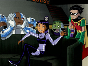 Bad guys teen titans, download video porn lose virginity