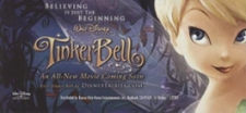 TINKER BELL advertisement, as seen in a booklet enclosed with the CINDERELLA III DVD