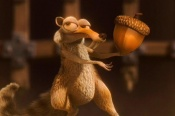 Scrat in NO TIME FOR NUTS