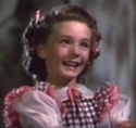 Kathryn Beaumont as Penelope Peabody in MGM's ON AN ISLAND WITH YOU