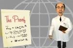 Senior Technician Dr. Arnold Plenkin in A WORLD OF BARRIERS