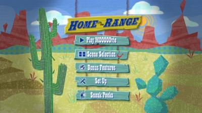 Home On The Range Trailer