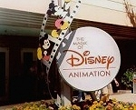 THE MAGIC OF DISNEY ANIMATION tour