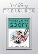 WALT DISNEY TREASURES -  THE COMPLETE GOOFY