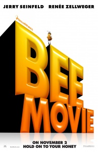 BEE MOVIE teaser poster