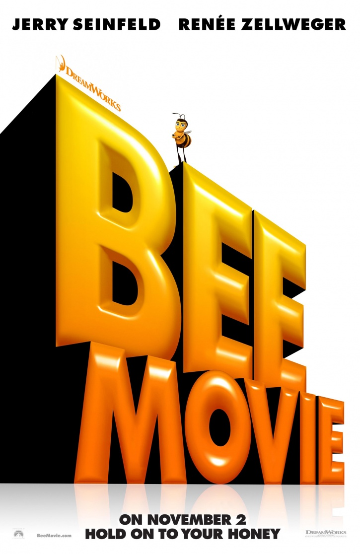 bee movie You can actually tell a lot about bee movie from the way the film is being marketed just check out the trailers, the promotional spots on nbc, the copious amounts of interviews and splashy.
