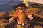 Puss in Boots, in SHREK THE THIRD