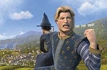 Prince Charming, in SHREK THE THIRD