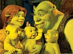 Ogre triplets, in SHREK THE THIRD