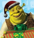 SHREK THE HALLS book cover