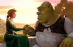 Fiona and Shrek, in SHREK