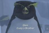 Glen gripes about his brother, Cody, in SURF'S UP
