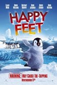 HAPPY FEET teaser poster