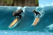 """Surf's up"" for Cody Maverick and Big Z"