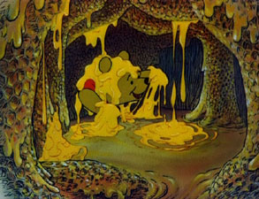 Winnie The Pooh and The Honey Tree 1