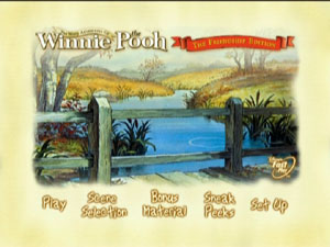 The Many Adventures Of Winnie The Pooh The Friendship