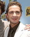 Shia LaBeouf at the SURF'S UP premiere