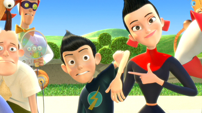 meet the robinsons animated views