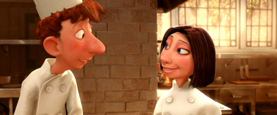 Ratatouille – Animated Views