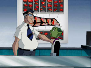 Teen Titans Employee Of The Month 101