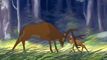 Bruce Broughton: The Great Prince of Bambi II's Music