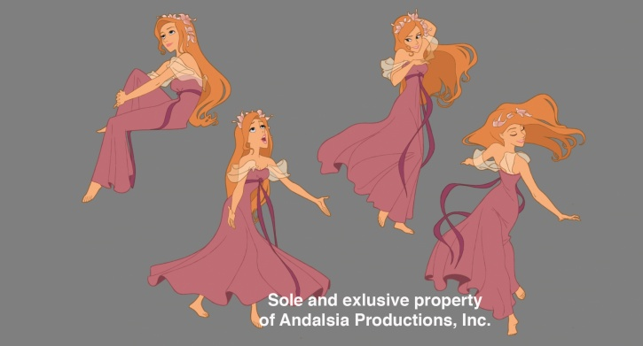 idina menzel enchanted animated - photo #31