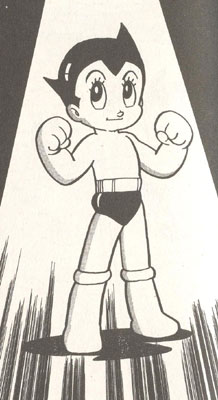 review astro boy essays