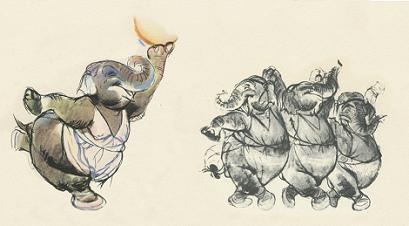 Elephants Fantasia