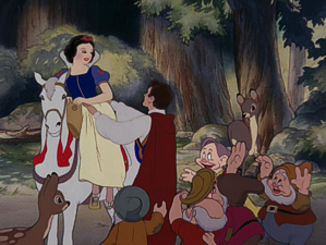 Snow White And The Seven Dwarfs Diamond Edition