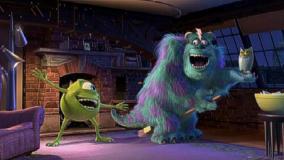 monsters inc � animated views