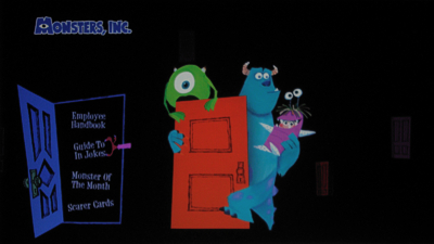 Monsters Inc Animated Views