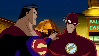 Justice League: The Complete Series – Animated Views