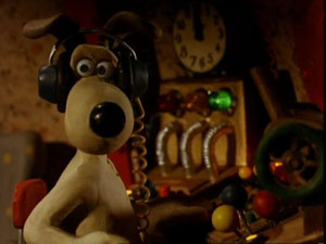 wallace and gromit the wrong trousers