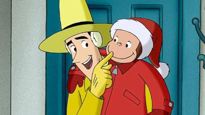 Curious George Christmas.Curious George A Very Monkey Christmas Animated Views