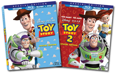 Toy Story And Toy Story 2 On Blu Ray Dvd Winner Announced Animated Views