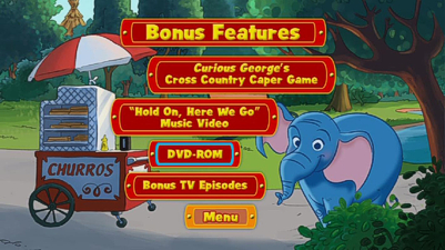 Curious George 2 Follow That Monkey Animated Views