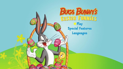 Bugs Bunny's Easter Funnies • Animated Views