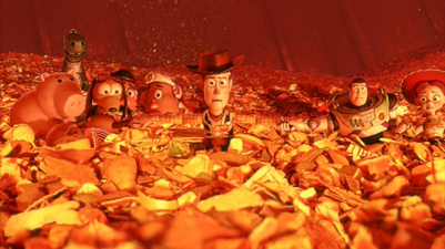 toy story 3 furnace ending a relationship