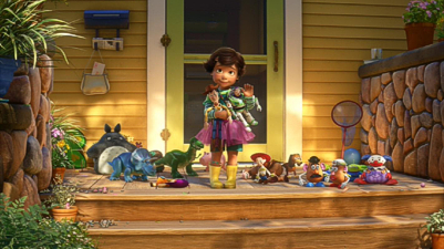 Toy Story 3 Animated Views