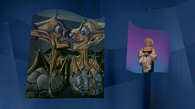 Fantasia Fantasia 2000 Animated Views