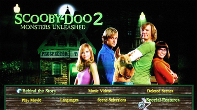 Scooby Doo Scooby Doo 2 Monsters Unleashed Double Feature Animated Views