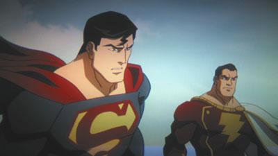 Superman Shazam The Return Of Black Adam Animated Views