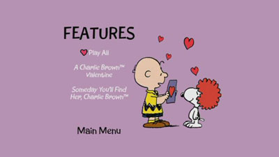 someday youll find her charlie brown comes from 1981 and this represents its first release from warner though it did appear on that old paramount disc - Charlie Brown Valentine Video