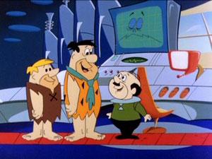 Exclusive Preview: Scooby-Doo Team-Up #8 — Good Comics for ... |Scooby Doo Meets The Flintstones